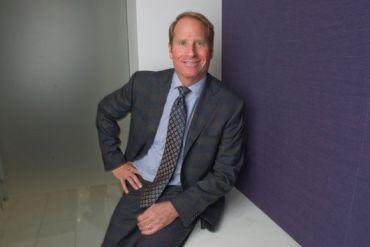 Mr. Swig in 2008.