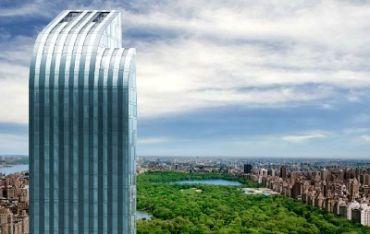 Extell's One57.