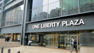 One Liberty Plaza.