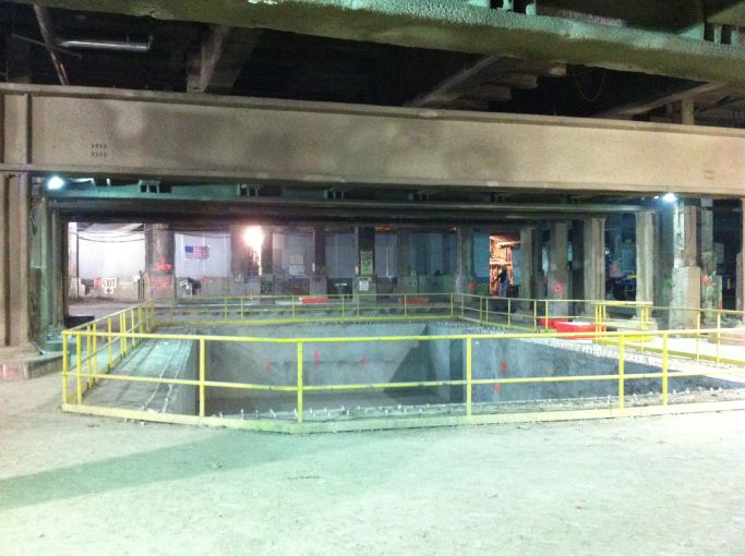 The L.I.R.R. concourse, which will funnel commuters to and from eight new access points, all but one of them located away from the main Metro-North terminal.