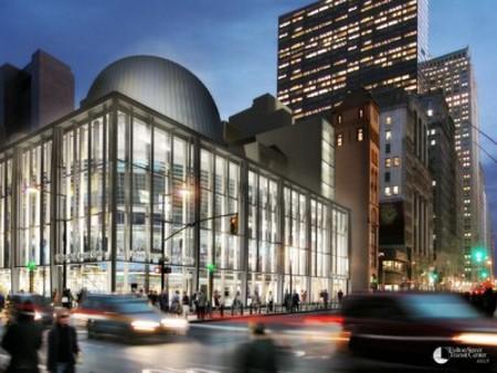 Renderings of Fulton Center