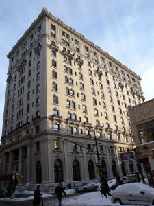 The Hotel Bossert in  Brooklyn Heights is one of a slew of holdings in the borough that the Jehovah's Witnesses have sold off.
