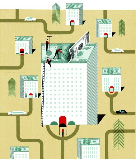 Illustration By Keith Negley.