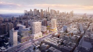 A rendering of Essex Crossing.