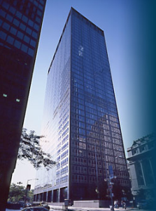 Meridian's HQ at One Battery Park Plaza.