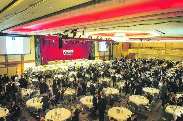 The REBNY 118th Annual Award Banquet <i>Photo by Steve Freidman </i>