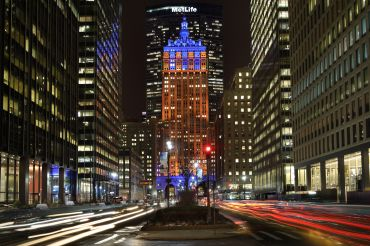 The Helmsley Building at 230 Park Avenue.