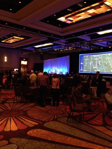 The MBA Super Bowl Bash