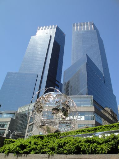 The Time Warner Center at Columbus Circle