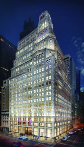 A rendering of 285 Madison Avenue.