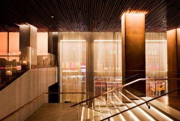 Row NYC's new lobby