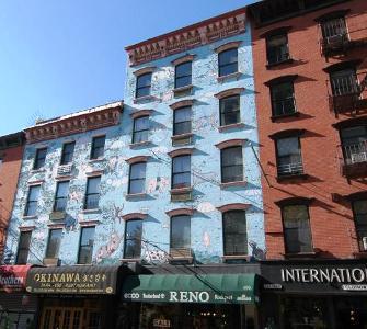 496 LaGuardia Place (center). (Credit: PropertyShark)