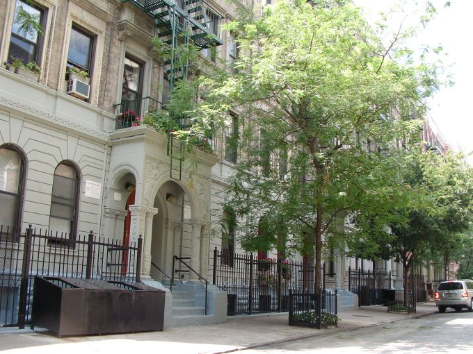 The West 111th Street property