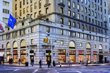 Rendering of 461-465 Park Avenue.