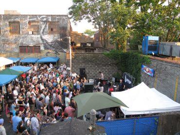 Northside Festival 2010. (Matthew Hurst on Flicker)