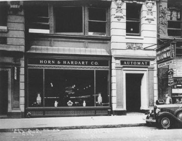 632 Broadway in 1929.