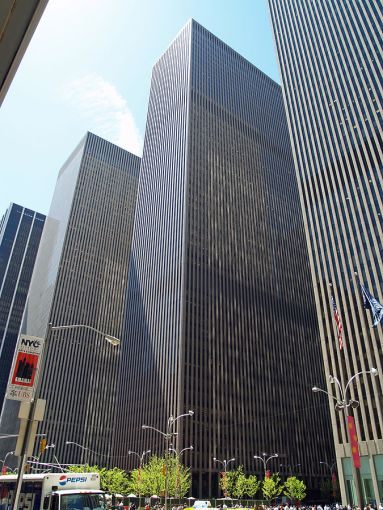 Rockefeller Group's 1221 Avenue of the Americas.