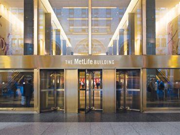 Met Life Building. (Credit: Tishman Speyer)