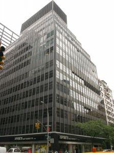 KBRA headquarters at 845 Third Avenue.
