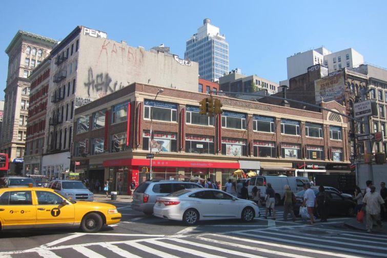 277 Canal Street.