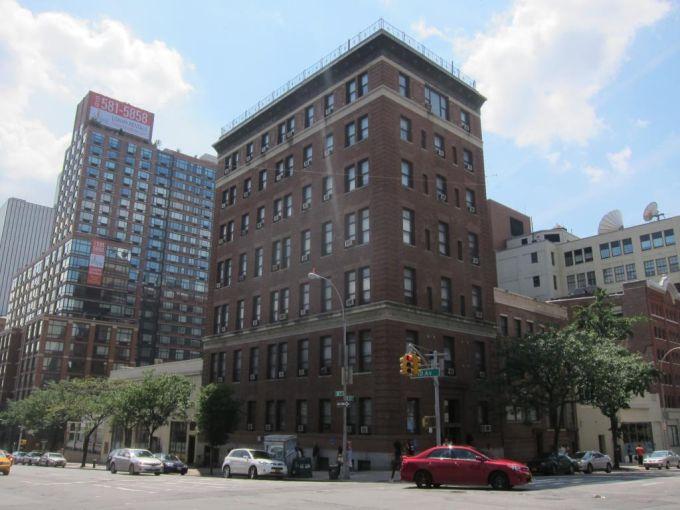 500 West 57th Street.