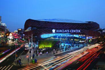 Barclays Center.