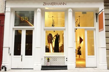 Zimmermann swimwear
