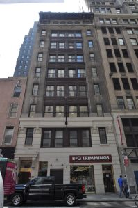102 West 38th Street. (PropertyShark)