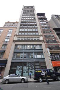 12 West 27th Street.