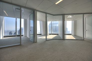 1 WTC pre-built space