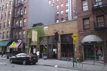 244 Mulberry Street.