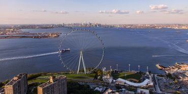 The New York Wheel (Image: NYCEDC).