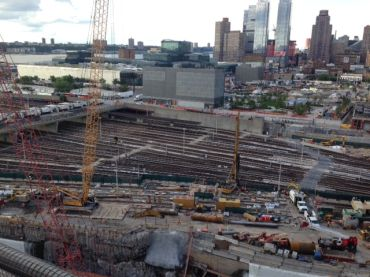 Hudson Yards (Photo: Jennifer Henderson).