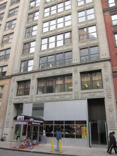 121 East 24th Street.