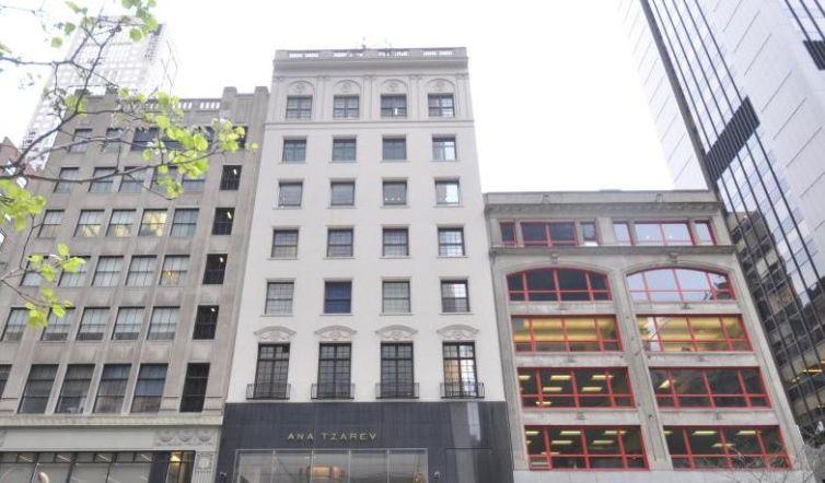 24 West 57th Street. (PropertyShark)