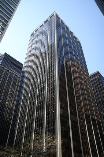 100 Wall Street.