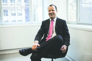 John Cahill of Colliers. (Aaron Adler)