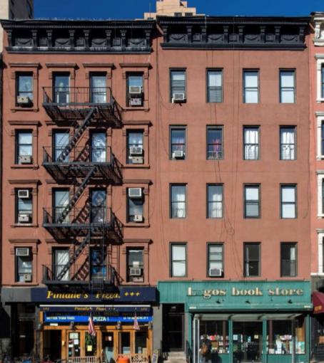 Upper East Side Multifamily Buildings