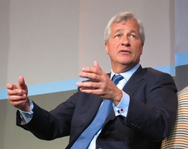 Jamie Dimon, chairman and CEO of J.P. Morgan