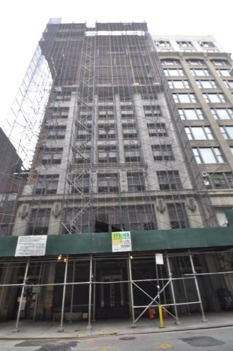 142 West 24th Street.
