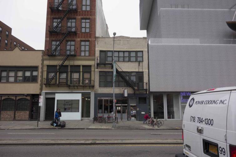 241 Bowery.