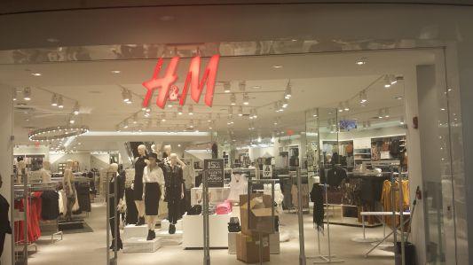 H&M at the Mall at Bay Plaza.