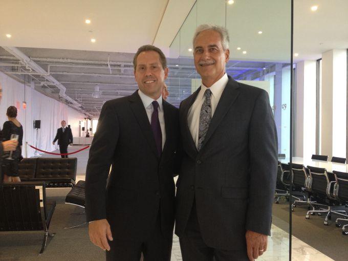 David Falk and Christopher Perez