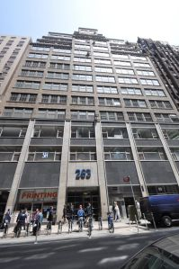 263 West 38th Street.