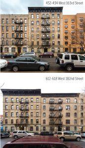 The Washington Heights portfolio.