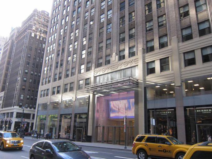 444 Madison Avenue.