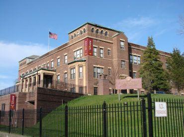 Adelphi Academy.