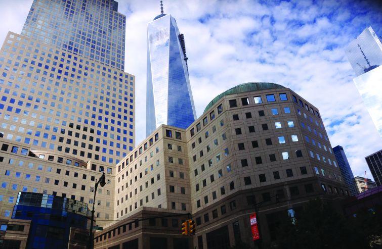 1 World Trade Center. (Photo: Lauren Draper)