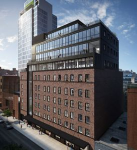 A rendering of  430 West 15th Street. Photo: Atlas Capital Group's website