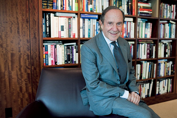 Mort Zuckerman.